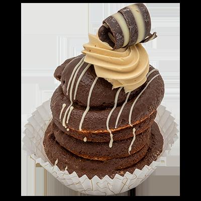 Mini four chocolade