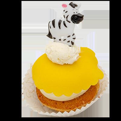 Kindergebak zebra