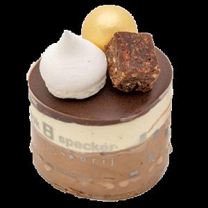 Brownie gebak